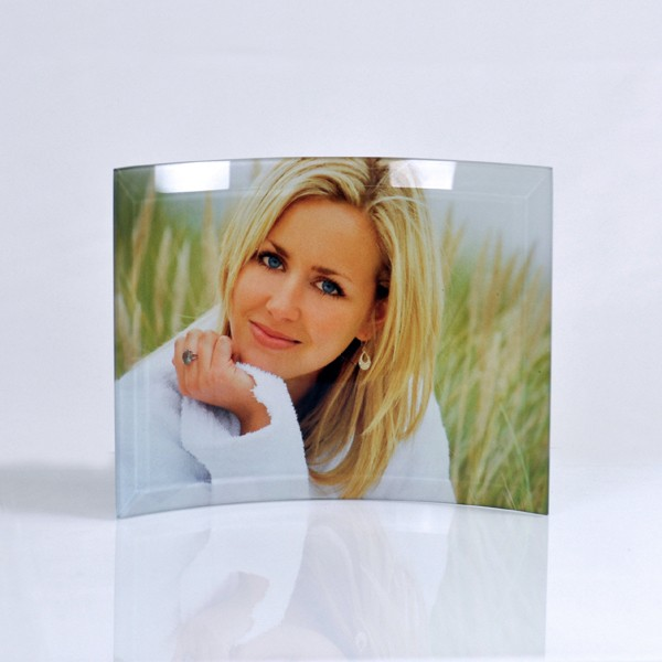 6x8 photo glass print